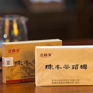 陈年茶头砖